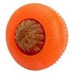 Rubber Chewing Half-Ball / Big Treat Dispensing Toy
