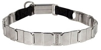 "FUN-24"" STAINLESS STEEL Sprenger dog collar NECK TECH COLLAR"