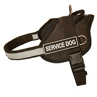 Nylon Dog Harness for Training and Walking
