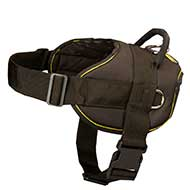 Training Nylon Dog Harness - Multi-Purpose dog Harness with Handle