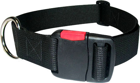 Similar Ezy dog Dog Collar w/h quick release buckle Dog