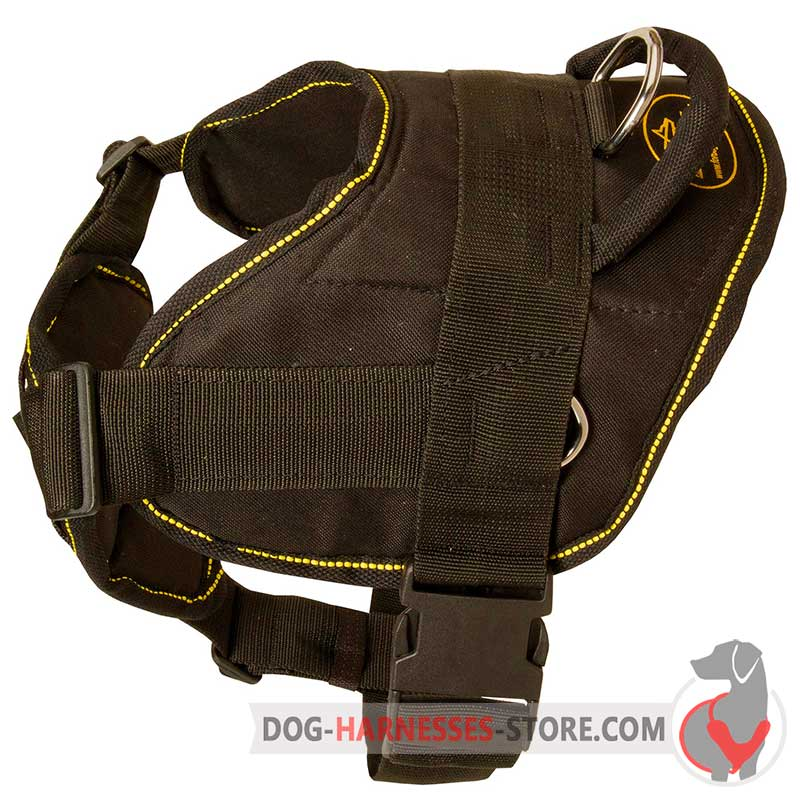 Best Pulling Pitbull Harness Made Of Nylon H12 1092