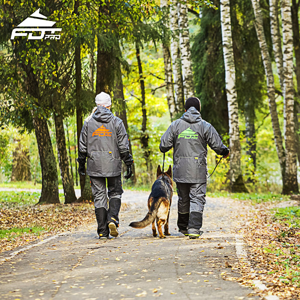 FDT Pro Dog Trainer Jacket of Top Quality for Everyday Use