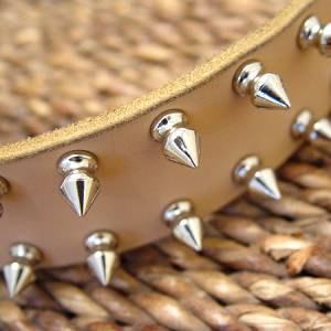 spiked dog collar for german-shepherd